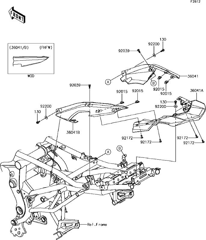Klr650 Wiring Diagram
