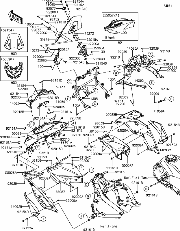 Klx Wiring Diagram On Honda Motorcycle Repair Diagrams Transformer Electronic Circuit: Honda Wiring Diagram Motorcycle At Hrqsolutions.co